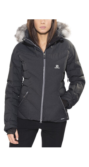 Salomon Icetown Jacket Women black